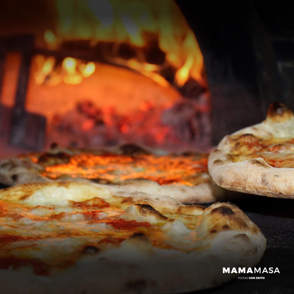 la primera pizza margarita