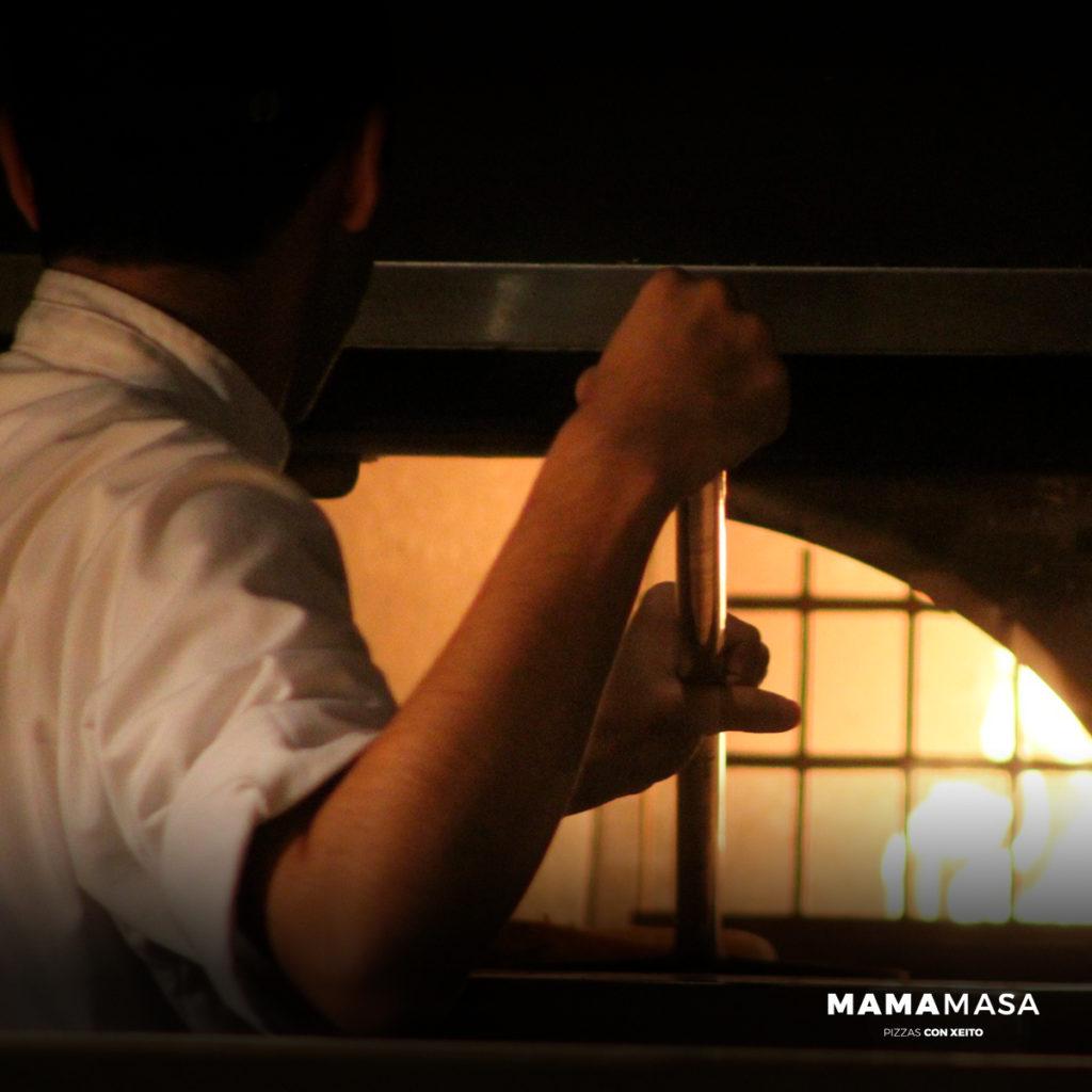 La primera pizzeria del mundo