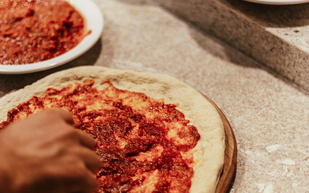 ¡Cuatro cosas sobre la pizza que no sabías!